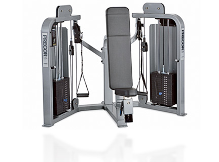 Precor is one of the world's largest commercial gym fitness equipment suppliers.  Our professional Icarian strength machines are chosen by thousands of health clubs in over 90 countries.